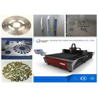 Wholesale Water Cooling Fiber Laser Cutting Equipment , Spring Steel Cnc Sheet Cutting Machine from china suppliers