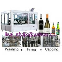 Wholesale glass bottle filling machine from china suppliers