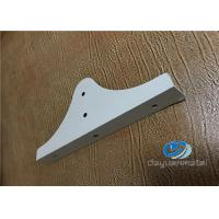 Buy cheap Nature Color Aluminium Extrusions Shapes With Hole Punching SGS from wholesalers