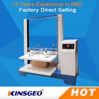 Wholesale 550kg Computer Package Testing Equipment , Automatic Carton Compression Tester with One Year Warranty from china suppliers