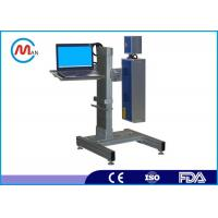 Wholesale 30W Plane / 3D Rotary EZCAD CO2 Laser Marking Machine 58*22*50cm from china suppliers