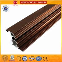 Wholesale Heat Insulating Industrial Aluminum Section Materials / Machined Aluminium Extrusion Profiles from china suppliers