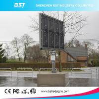 Quality HD Floor Standing P8 Outdoor SMD LED Display RGB for Retail Store / Shopping Mall for sale