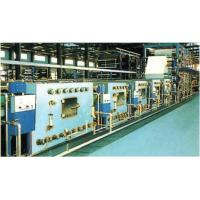 Wholesale AC Frequency Control Textile Finishing Machinery , Flat Squeezing Textile Drying Machine from china suppliers