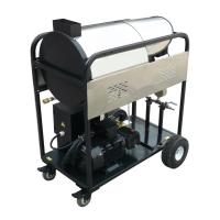 Wholesale HDR series movable hot water high pressure washer with Chinese parts - gas heating type from china suppliers