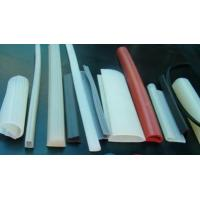 Quality Soft Silicone Rubber Tubing Arc Resistance For Refrigerator / Electrical Appliancev for sale