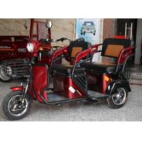 Buy cheap 2100*780*1060mm Mini  Electric Passenger Tricycle / 3 Wheel Electric Tricycle from wholesalers