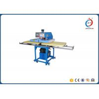 Quality Hydraulic Sublimation Heat Press Machine Aluminum Double Working Position for sale