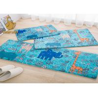 Wholesale 100% Polyester Cartoon Kids Floor Rugs Carpet For Living Room / Hotel Room from china suppliers