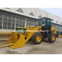 Wholesale 3000kg Loading Capacity Wheel Heavy Equipment Loader With 127kn Breakout Force And 3100mm Dump Height from china suppliers