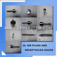 Wholesale UL498 Plugs and Receptacles Blades Test from china suppliers