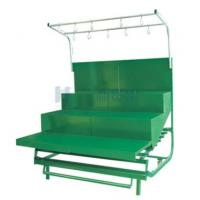 Wholesale OEM Heavy Duty High Steel Fruit And Vegetable Display Stands Shelf and Rack from china suppliers