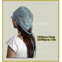 Wholesale Non-woven Nurse Cap with Easy Tie from china suppliers