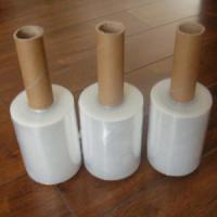 Wholesale PE Hand Stretch Film with Width 100mm 125mm 150mm (WX-SF) from china suppliers