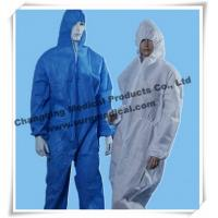 Wholesale Anti - Static Disposable Surgical Gowns Industry Chemical Resistant Coveralls from china suppliers