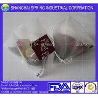 Wholesale Nylon tea bag material, micron food grade tea bag nylon mesh/filter bags from china suppliers
