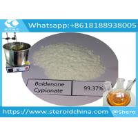 Wholesale Boldenone Cypionate Boldenone Steroids Powder For Fitness CAS 106505-90-2 from china suppliers