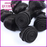 Soft Human Hair Loose Wave 100% Unprocessed Virgin Indian Hair Weaving