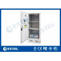 Wholesale Three Layers Metal Outdoor Battery Street Cabinets Telecoms With Water Sensor from china suppliers
