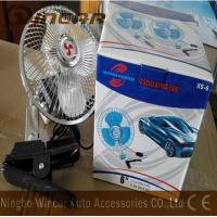 Wholesale 12V / 24V Mini Electric Fan , Oscillating Car Fan for 4x4 off road from china suppliers