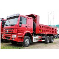 Wholesale China famous SINO TRUK HOWO LHD 6x6 30 tons 336hp diesel dump tipper truck for sale, best price HOWO 30tons tipper from china suppliers
