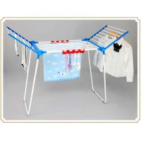 Wholesale Collapsible Standing Clothes Drying Rack Scalable for Baby Clothing from china suppliers