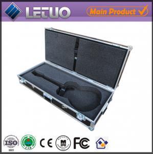 Wholesale LT-GFC03 Road case flight case aluminum case guitar hard case from china suppliers