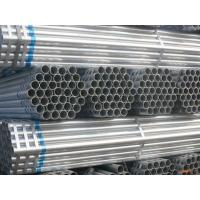 Wholesale Large Diameter Round Galvanized Steel Pipe For Structural And Coupler Scaffolding from china suppliers