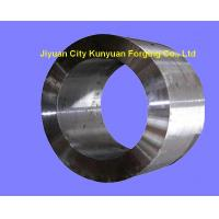Wholesale Petroleum Machine Parts Forged Steel Rings , High Carbon Steel Ring Rolled Forging OD 200 - 1200 mm from china suppliers
