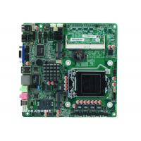 Wholesale Support LGA1155 CPU all in one computer Motherboard 2COM , 9USB2.0 DC in power from china suppliers