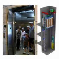 Buy cheap Passenger Elevator with High Precision Positioning Control System from wholesalers