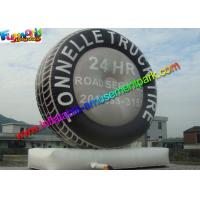 China Giant Inflatable Tyre Model , Promotional Inflatable Tyre Balloon Display on sale