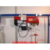 Wholesale PA series Mini  wire rope electric hoist from china suppliers