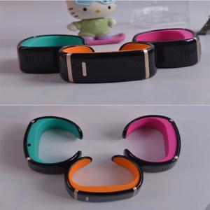 Wholesale Black Smart Bluetooth Watch Multifunctional Digital Watch , Bracelet watch from china suppliers