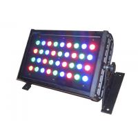 Wholesale 36 * 3w Full Color Waterproof RGB LED Wall Washer with DMX Controller from china suppliers