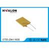 Buy cheap 6V 12V 24V 36V 110V 220V PPTC Thermistor Polyswitch Type PTC Resettable Fuse from wholesalers