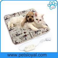 Wholesale Dog Heating Pad Waterproof Pet Dog Cat Heated Mat China from china suppliers