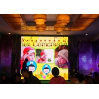 Wholesale Dynamic commercial Custom LED Display High Luminous Efficiency  1 / 16 scan from china suppliers