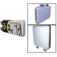 Quality Wall Mounted Vacuum Forming Light Box , Waterproof Light Box Advertising Displays for sale