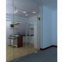Buy cheap Swing Doors, Made of SUS304 Stainless Steel with Satin Finish, Available in Various Designs from wholesalers