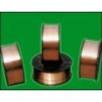 Buy cheap ER49-1 Si - Mn alloy G70 gas shield Flux Cored Welding Wire / copper coated from wholesalers