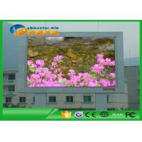Wholesale P6 HD Advertising LED Signs , high brightness 1R1G1B LED Video Wall / Billboard from china suppliers