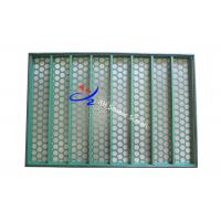 Wholesale Drilling Rig Fluid Solid Control Mud Kemtron Shaker Screen , Vibrating Screen Sieve Vibration from china suppliers
