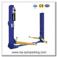 Wholesale Cheap and High Quality CE Hydraulic 2 Post Cheap Car Lifts from china suppliers