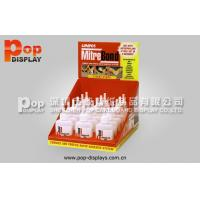 Wholesale 4C Offset Printing POP lollipop Display stand Holes For Showing Glues from china suppliers