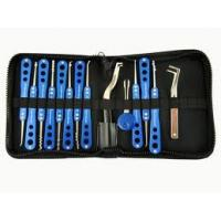 Quality Locksmith Tools Automotive Diagnostic Tools Champion Series Pick Set 20-In-One for sale