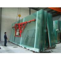 Wholesale Smooth and flat surface decoration Clear Float glass panels for Construction from china suppliers