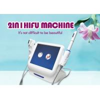 Wholesale Skin Tightening Machine 2 In 1 Hifu Vaginal Tightening Face Lift Wrinkle Removal from china suppliers