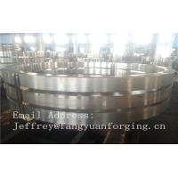 Wholesale DIN JIS Stainless rolled steel rings Heat Treatment And Machined from china suppliers