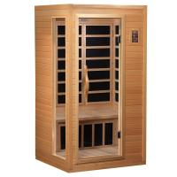 Quality One Person Portable Sauna Room Indoor Luxury Infrared Sauna Steam Room for sale